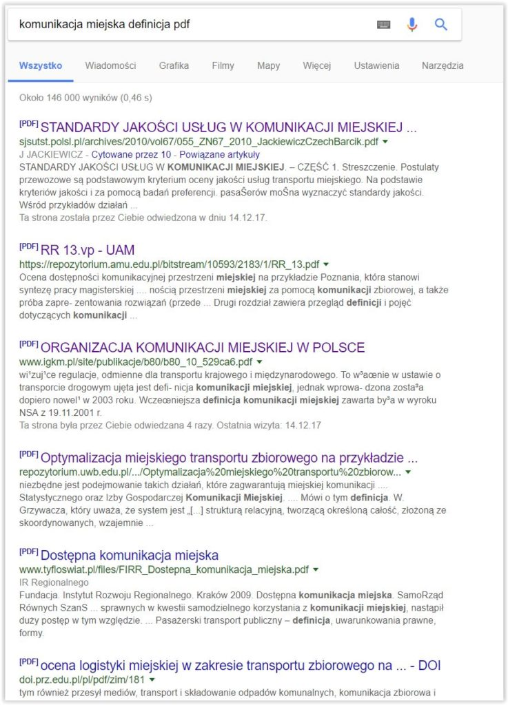 Przygotowanie bibliografii do pracy dyplomowej