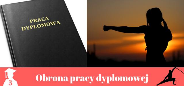 Obrona pracy dyplomowej – kompletny poradnik