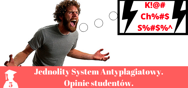 Jednolity System Antyplagiatowy opinie studentów