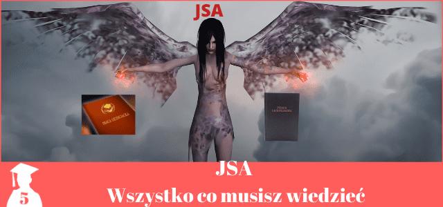 Jednolity System Antyplagiatowy - JSA