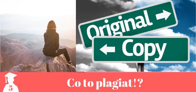 Co to jest plagiat? Dowiedz się, zanim będzie za późno