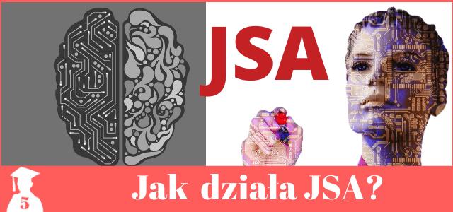 Jak działa JSA
